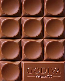 G by Godiva Bars